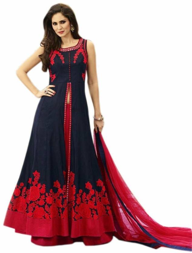 Shailaja Gowns Funky Graduation Gown Price in India - Buy Shailaja ...