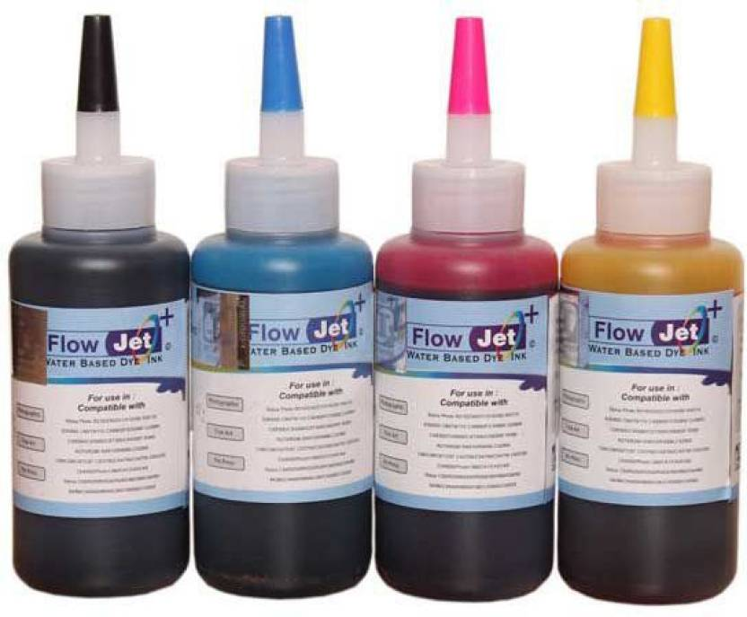 flowjet refill ink for canon 740,88,98 all other inkjet ...