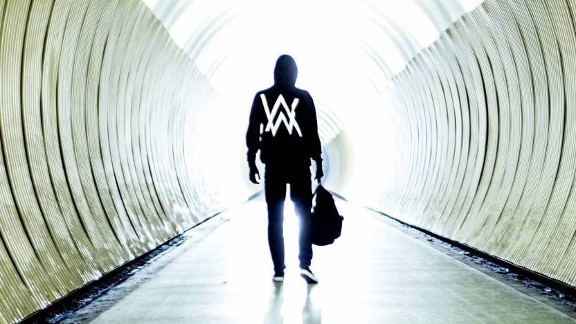 c79ed6d18a7 AD Music Wall Poster -alan-walker 13*19 inches Paper Print - Music ...