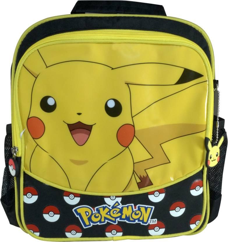 Manbhari Pokemon Cute Kids Plush Backpack Cartoon Toy Children s Gifts  Boy Girl Baby  e0349b0776