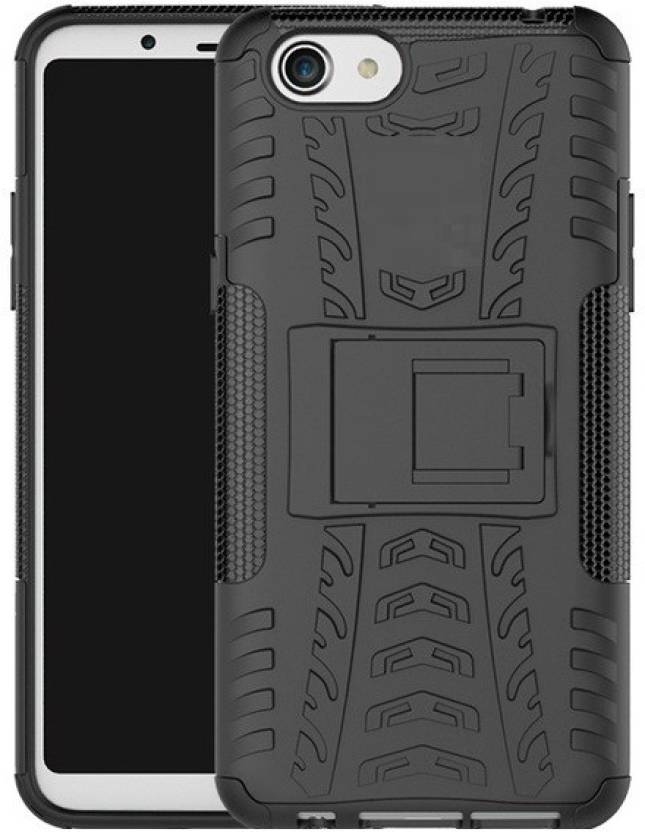 1d5a820327 24/7 Zone Back Cover for Oppo A83 (Case) (Back Cover, Grip Case, Rubber)