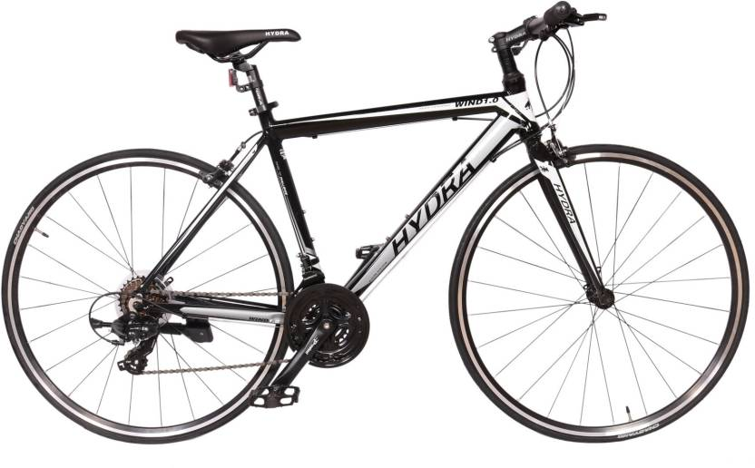 HYDRA Wind 1 0 700x23c City Bike For Adults Black 29 T