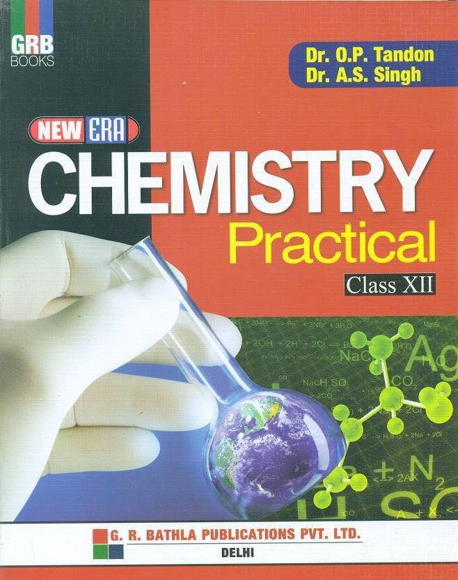 New Era Chemistry Practical (Class 12) 2nd Edition: Buy New