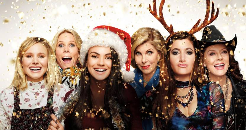 Bad Moms Christmas Poster.Pl A Bad Moms Christmas Wall Poster 13 19 Inches Paper