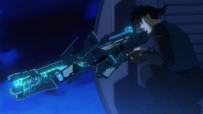 Pl Psycho Pass Wall Poster 1319 Inches Paper Print Movies