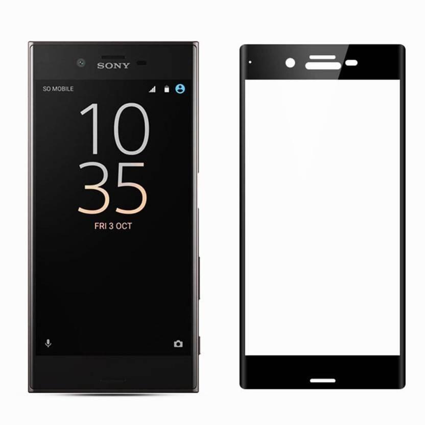 MOCOCO ESSENZA Edge To Edge Tempered Glass for Sony Xperia
