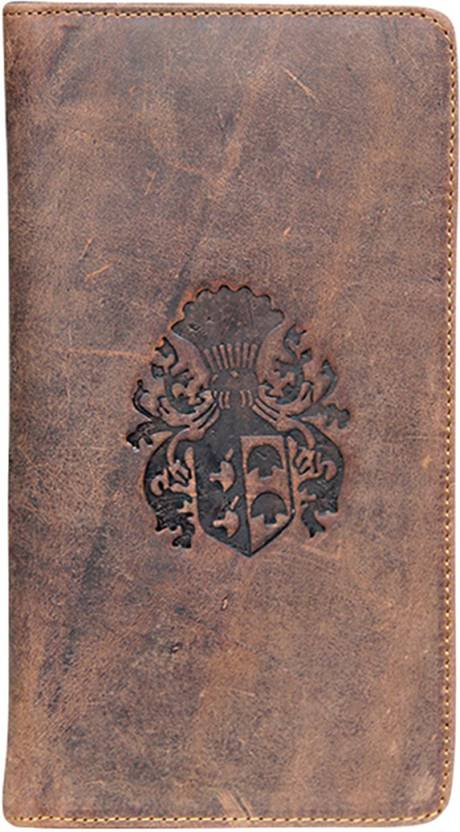 Kan valentine day gift brown hunter leather passbook holderpassport kan valentine day gift brown hunter leather passbook holderpassport holderbusiness card colourmoves