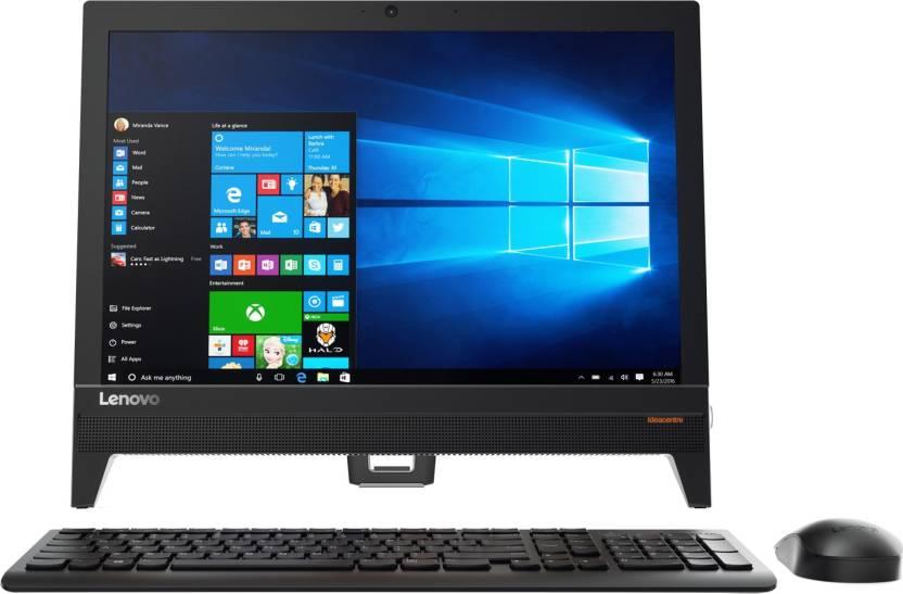 Lenovo - (Celeron Dual Core/4 GB DDR3/1 TB/Windows 10 Home)