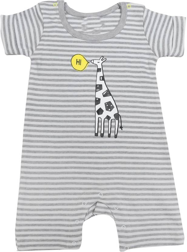 9cd1070fabe0 KABOOS Baby Boys   Baby Girls black and white Bodysuit - Buy KABOOS Baby  Boys   Baby Girls black and white Bodysuit Online at Best Prices in India  ...
