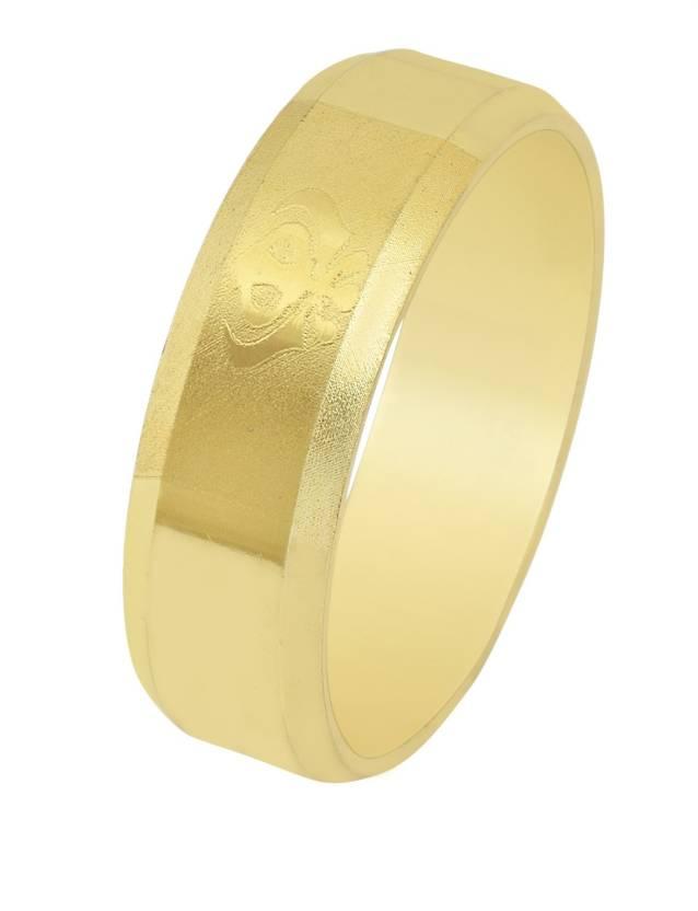 2c9c09823ddbf Dzinetrendz Brass Gold plated Sikh Sardar Punjabi Khanda design ...