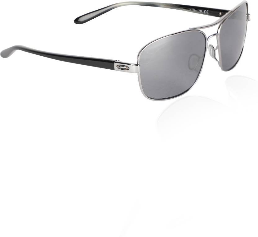 42e39c6cf0 Buy Oakley SANCTUARY Over-sized Sunglass Grey For Women Online ...