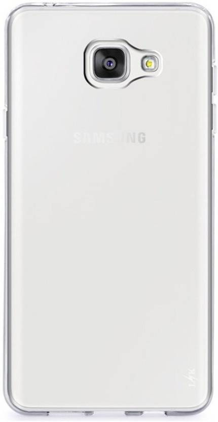 GRAVITY CASE Back Cover for Samsung Galaxy J7 Prime (Transparent, Rubber)