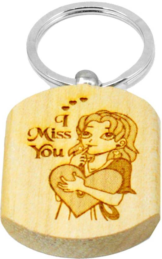 9bdea840f6 Faynci I Miss You Valentine Day Gift Key Chain Key Chain Price in India -  Buy Faynci I Miss You Valentine Day Gift Key Chain Key Chain online at  Flipkart. ...