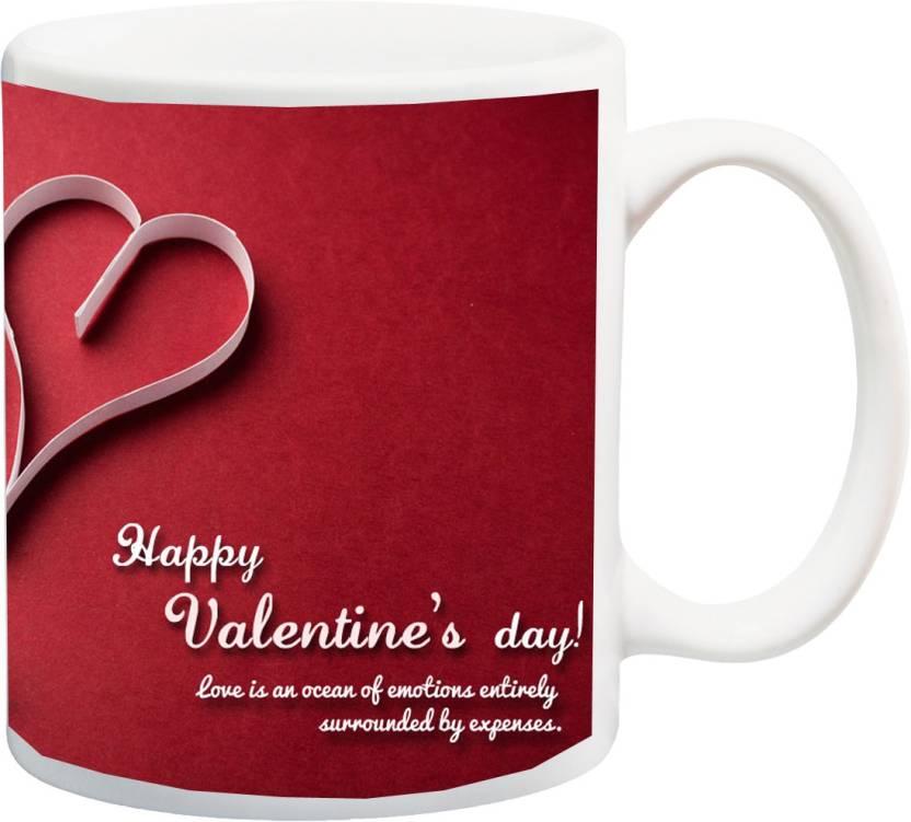 Stylotrendz Happy Valentine S Day Love Is An Ocean Romantic Quotes