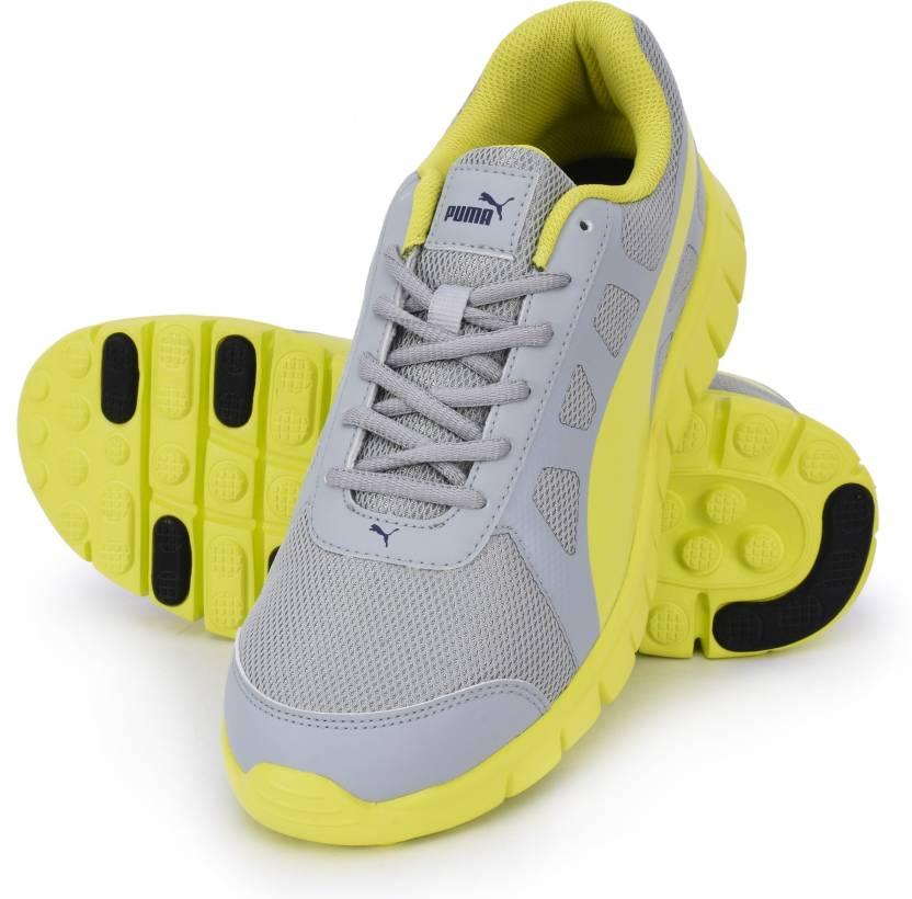 365570f0995e Puma Puma Blur V1 Running Shoes For Men - Buy Quarry Nrgy Yellow ...