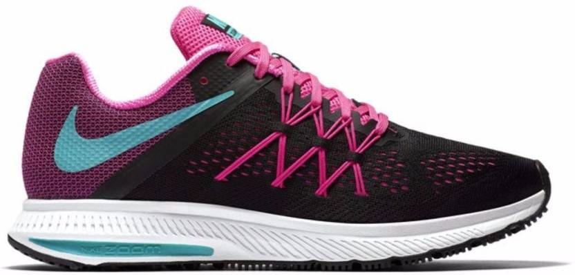 superior quality d0b3d 7d511 Nike Zoom Winflo 3 Running Shoes For Women - Buy Nike Zoom ...