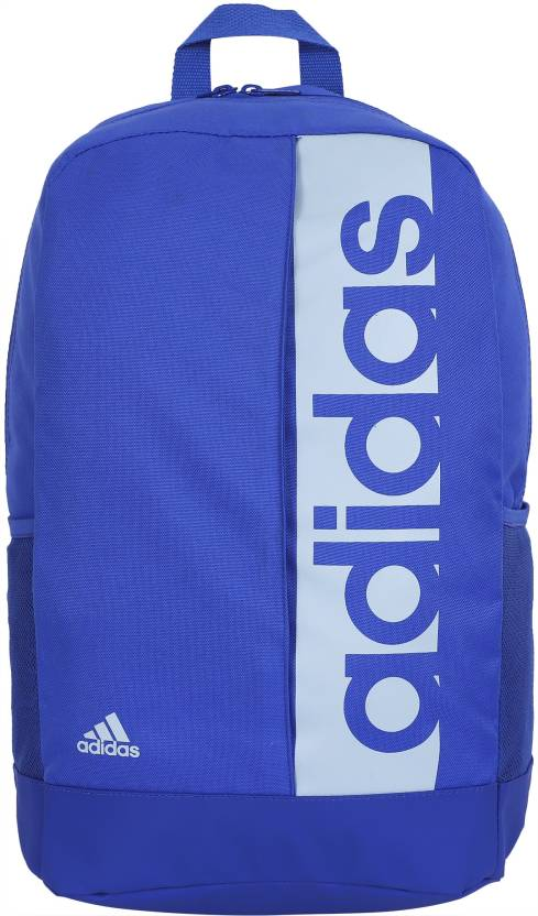 ADIDAS Lin Per BP 22 L Medium Backpack Blue - Price in India ... e7e7a359dd7e9