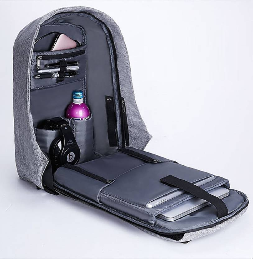 VibeX ® Anti Theft Laptop Backpack 2e1a57e0d6a21