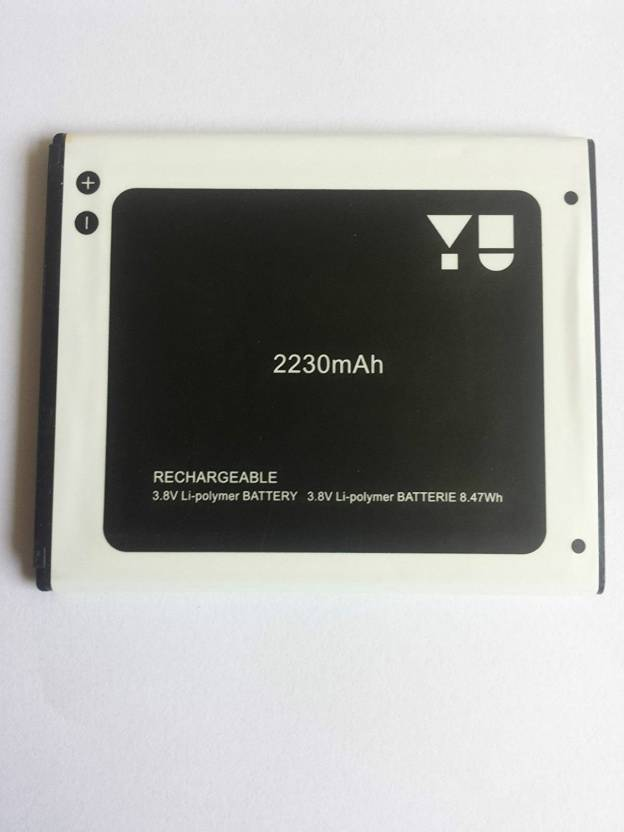 Micromax Mobile Battery For YU YUPHORIA 5010