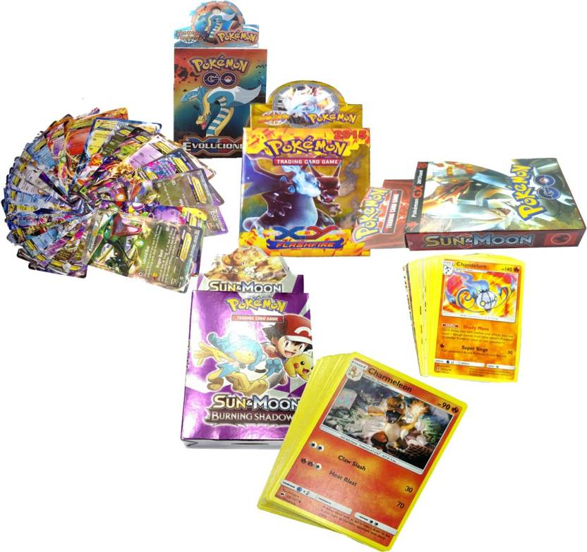 AncientKart Pokemon Decks Gallore Set of 4 with many EX GX cards