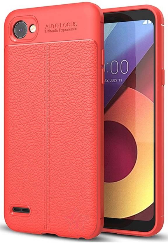 best website 61f57 8293c Flipkart SmartBuy Back Cover for LG Q6 Plus