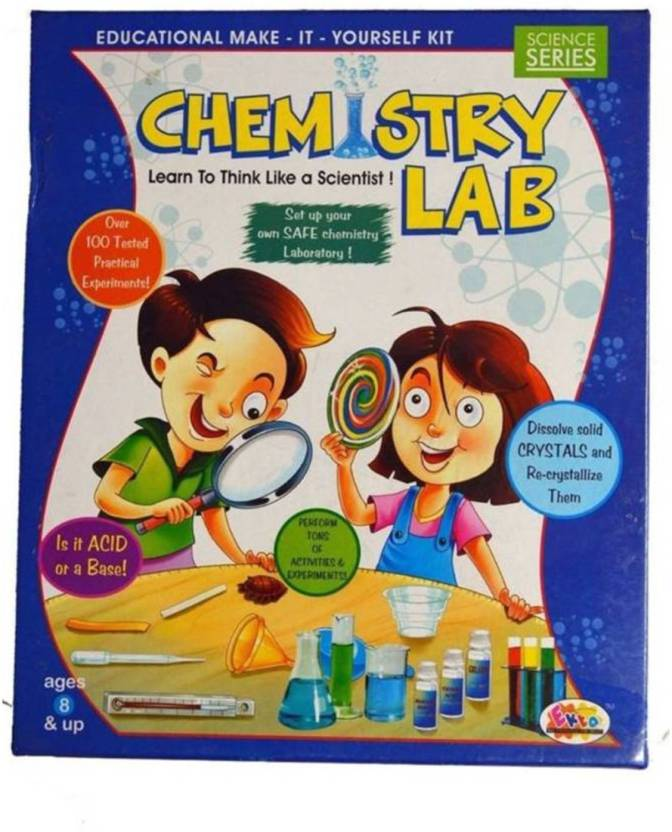 Shy Products Chemistry Lab Educational Science Kit For Boys