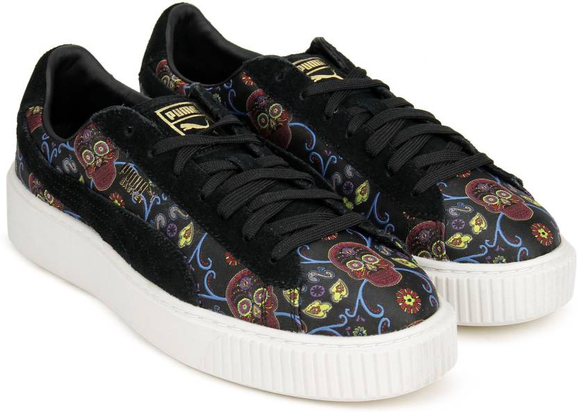 best service ecf21 ce4db Puma PUMA Platform DOTD Wn s FM Sneakers For Women