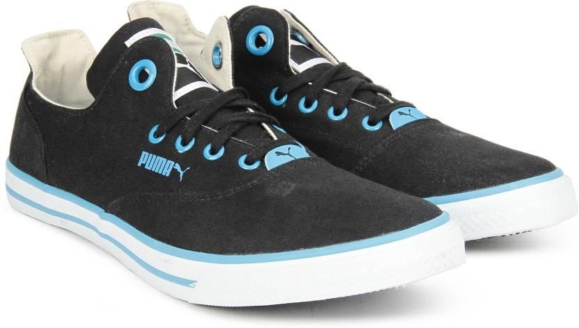 Puma Limnos CAT 3 DP Sneakers For Men - Buy Puma Black-BLUE DANUBE ... f21a71b00b