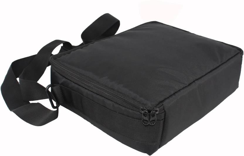 Saco Comfortable Stylish Carry Shoulder Bag for Saregama Carvaan Portable  Digital Music Player ( SC02, R20005, SC03, SC01, SCM01 Models) - (Black)