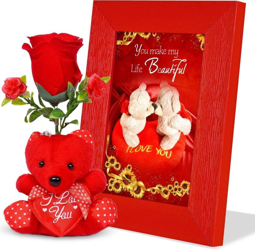 Alwaysgift You Make My Life Beautiful Valentines Day Quotation