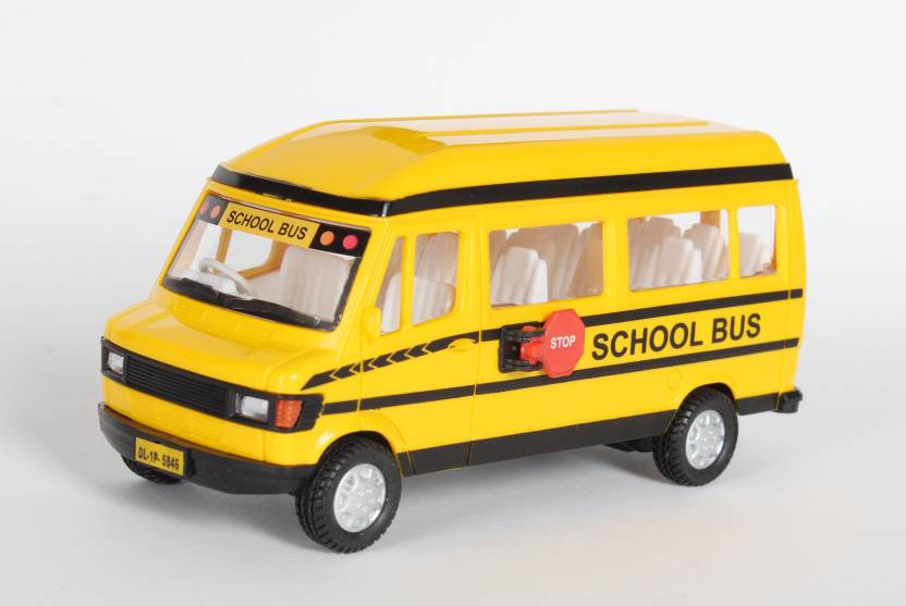 CENTY TMP School Bus Yellow