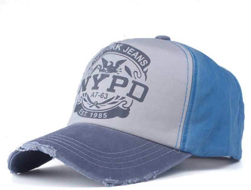 e2f83d06cfacd DALUCI Printed Casual cap Cap - Buy DALUCI Printed Casual cap Cap Online at  Best Prices in India