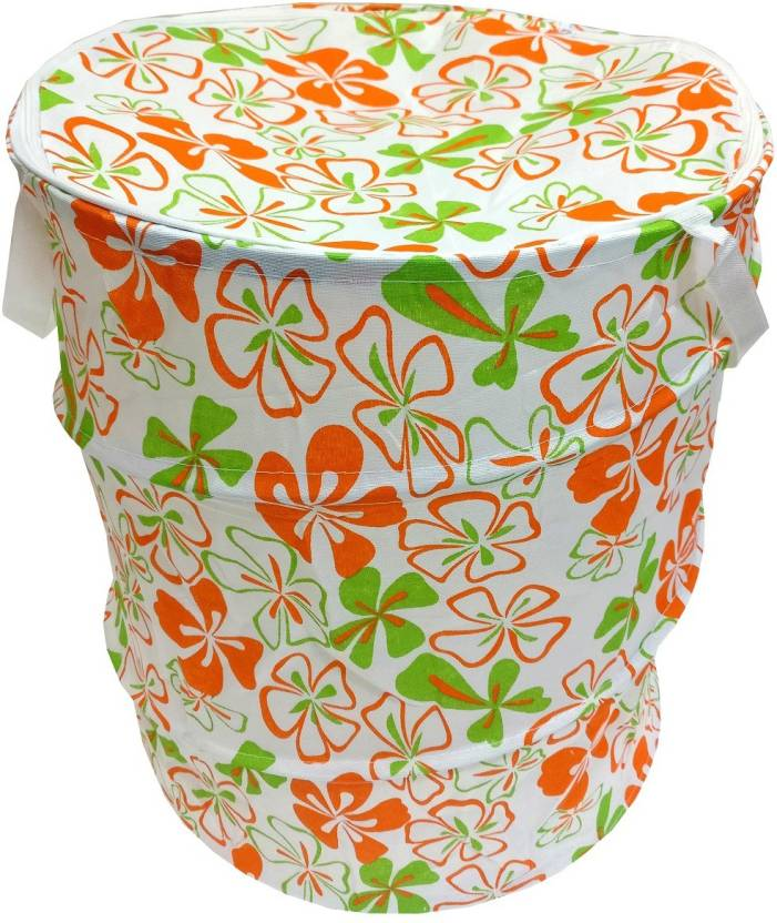 Loomantha More Than 20 Multicolor Laundry Basket Bag
