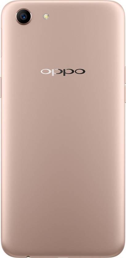 OPPO A83 (Champagne, 32 GB)(3 GB RAM)