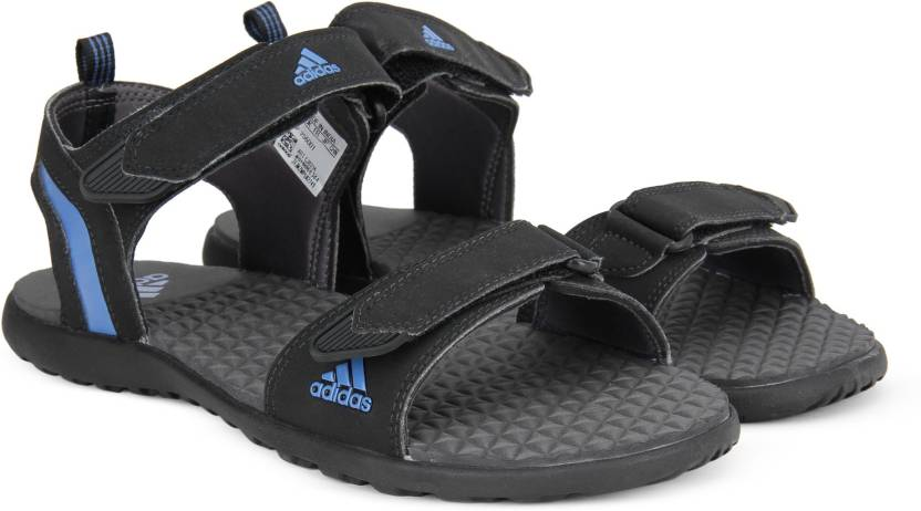 2f81389a4e0720 ADIDAS Men CBLACK TRAROY GREFIV CBLA Sports Sandals - Buy  CBLACK TRAROY GREFIV CBLA Color ADIDAS Men CBLACK TRAROY GREFIV CBLA Sports  Sandals Online at Best ...