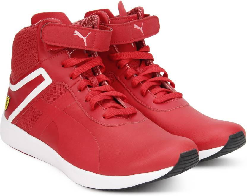 Puma SF F116 Boot Sneakers For For Sneakers Men Buy Rosso Corsa Rosso Corsa ... f0b312