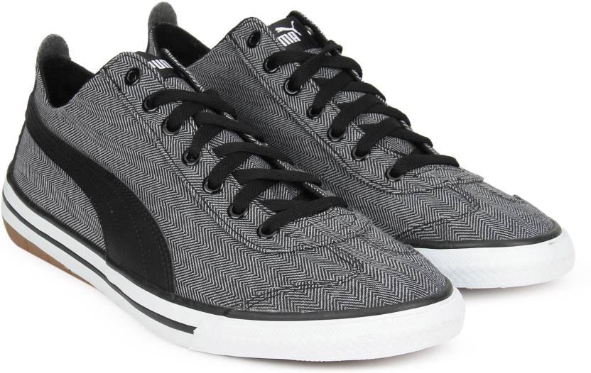 43c1f344cb49 Puma 917 FUN Herringbone IDP Sneakers For Men - Buy Puma Black-Puma ...