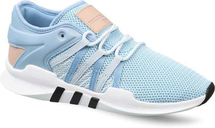 new products 3fc97 032b3 ADIDAS ORIGINALS EQT RACING ADV W Sneakers For Women (Blue)
