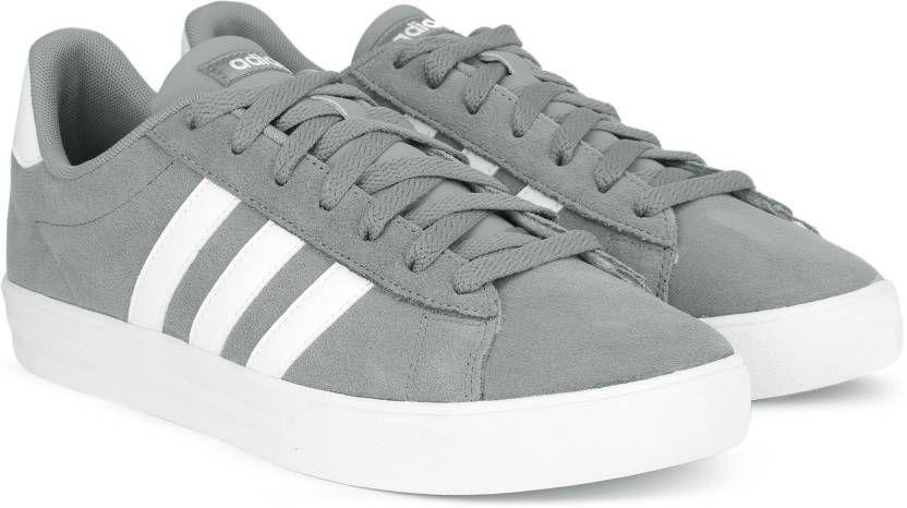 70320b4a5792 ADIDAS DAILY 2.0 Sneakers For Men - Buy GRETHR FTWWHT FTWWHT Color ...