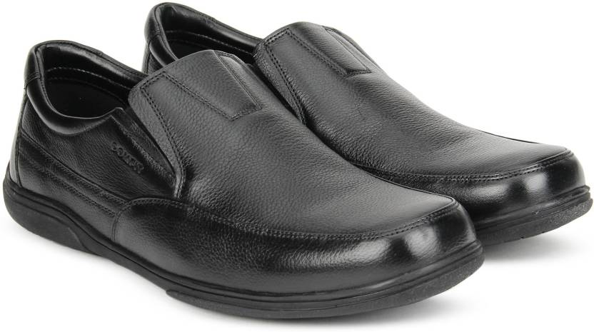 660d11107a Bata CLASSIC SLIP ON Formal Shoes For Men - Buy Black Color Bata ...