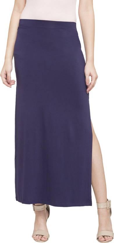de36650b94 Globus Solid Women's Pencil Blue Skirt - Buy Globus Solid Women's Pencil Blue  Skirt Online at Best Prices in India | Flipkart.com