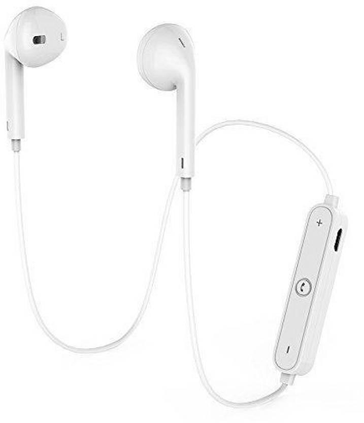 Ewell Samsung Galaxy C7 Pro Compatible Wireless Bluetooth Earphone