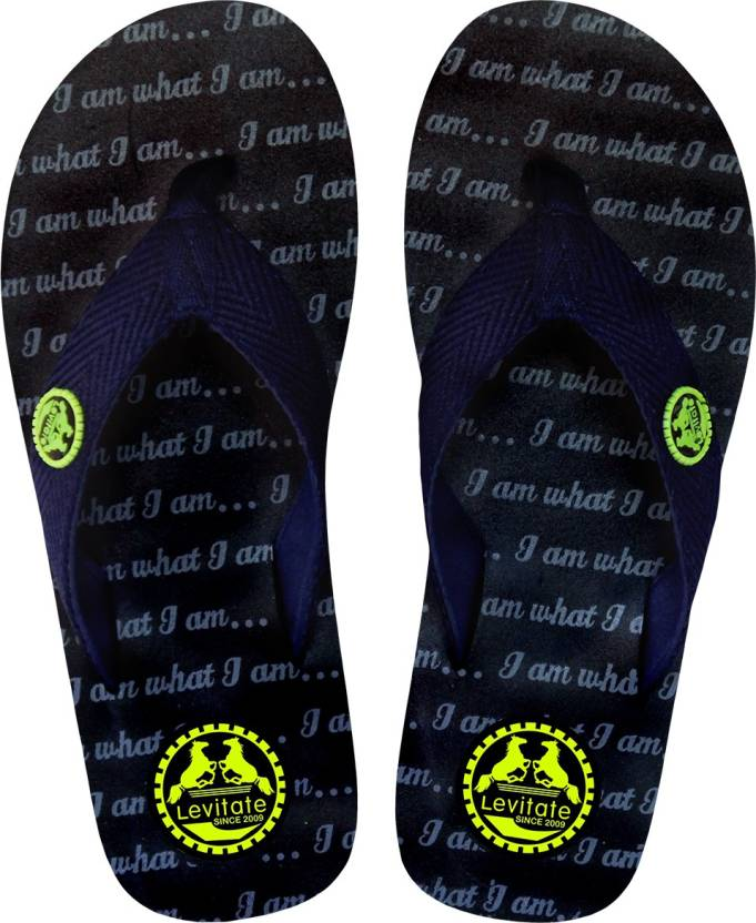 019198412 Levitate WORD Flip Flops - Buy Levitate WORD Flip Flops Online at Best  Price - Shop Online for Footwears in India