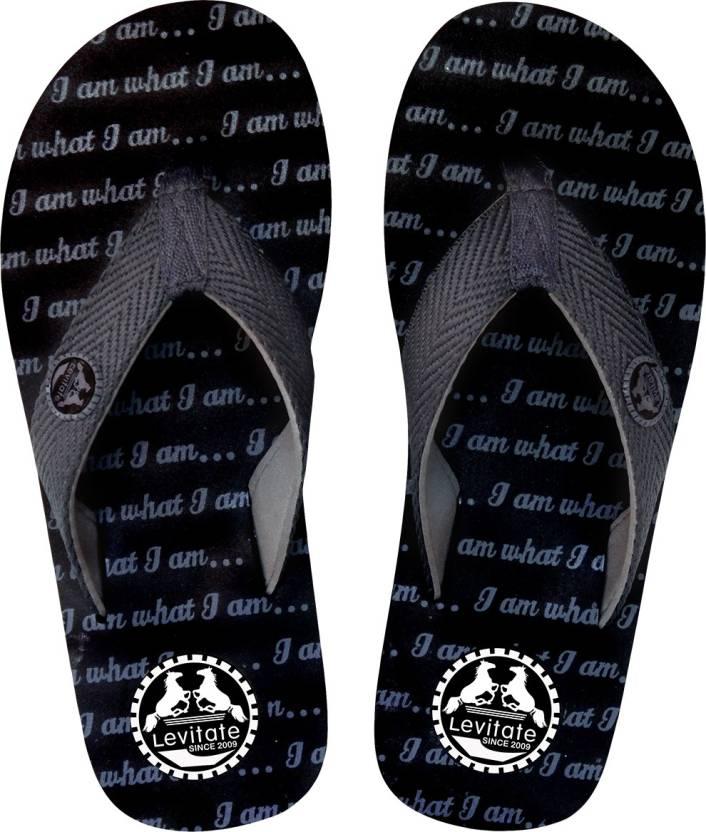 d0002ccd042d Levitate WORD Flip Flops - Buy Levitate WORD Flip Flops Online at Best  Price - Shop Online for Footwears in India