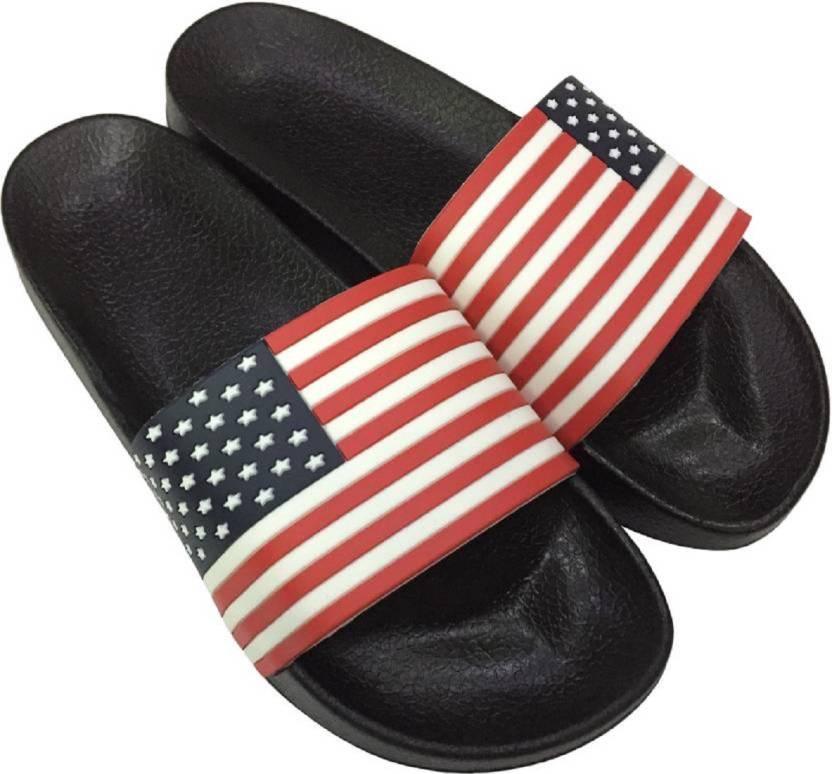 2f333ab697b5 LooksFootwear Casual Slides Slides - Buy Black Color LooksFootwear Casual Slides  Slides Online at Best Price - Shop Online for Footwears in India ...