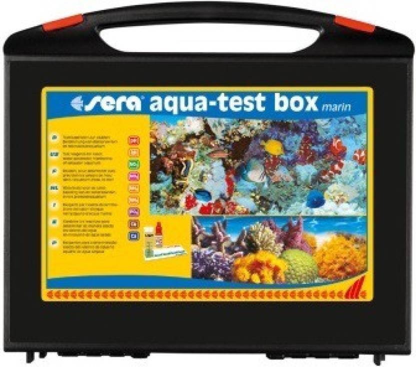 Sera Liquid Aquarium Water Test Kit