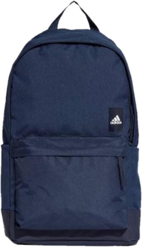 ADIDAS CLASSIC BP 23 L Laptop Backpack Blue - Price in India ... baa6d566c4da6