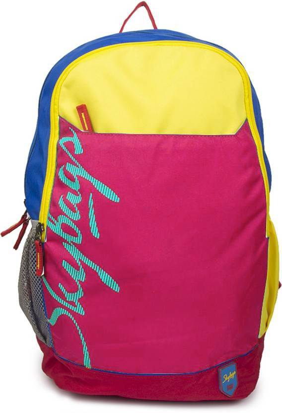 34b7a0347273 Skybags TRIO 25 L Backpack Blue - Price in India