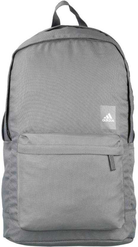 ADIDAS CLASSIC BP M 2C 25 L Laptop Backpack Grey - Price in India ...