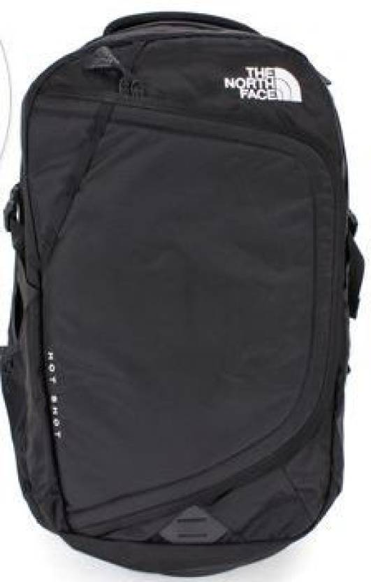 ba9c62e9d The North Face HOT SHOT 30 L Laptop Backpack TNF BLACK - Price in ...